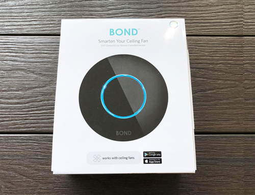 BOND – Smarten Your Ceiling Fan!